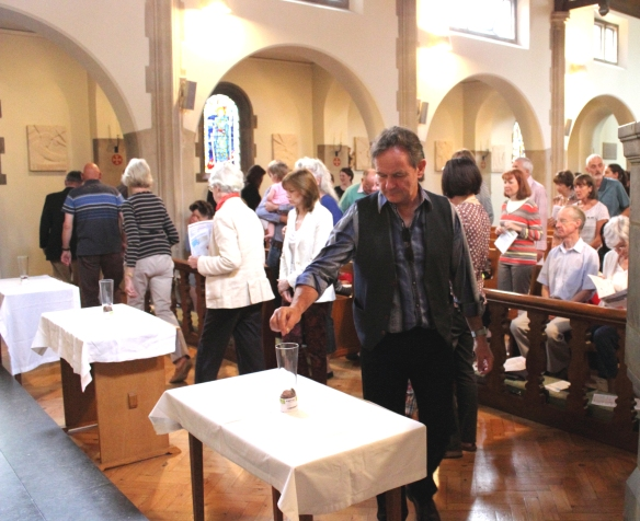 Parishioners vote for C2 countries