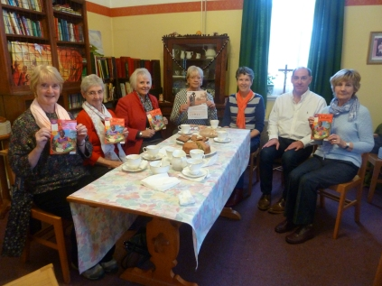 Coffee morning - £40 raised 7Nov15