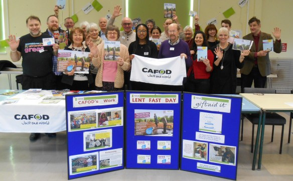 CAFOD Northampton supporters day