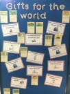 Gifts for the World board