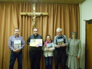 new CAFOD group - 28Apr16