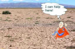 Poor Soil on the Altiplano