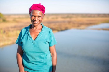 Florence from Zambia turns Little fish into a thriving business