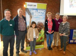 New CAFOD group at St Augustine - High Wycombe