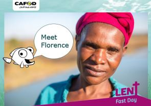 Meet Florence from Zambia